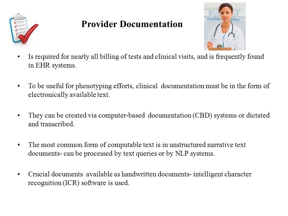Mining Electronic Health Records Ppt Download