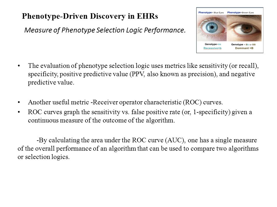 Phenotype-Driven Discovery in EHRs