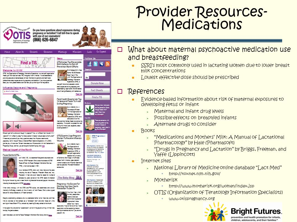 Provider Resources- Medications
