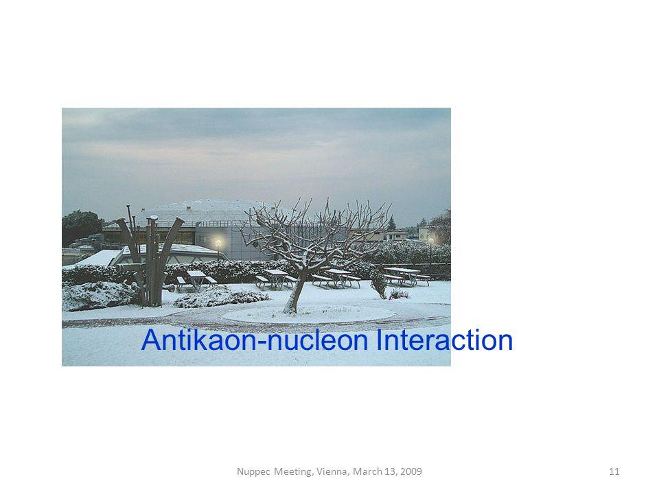 Antikaon-nucleon Interaction
