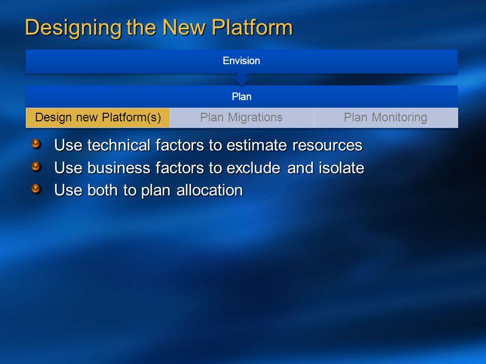 Designing the New Platform