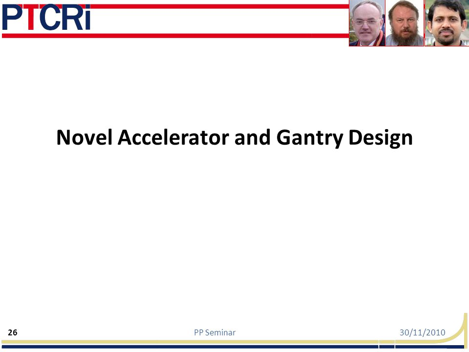 Novel Accelerator and Gantry Design