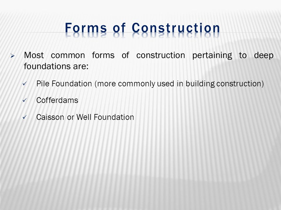 CE-200 Details of Construction - ppt video online download