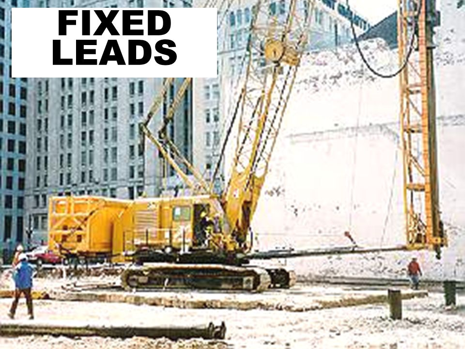 FIXED LEADS