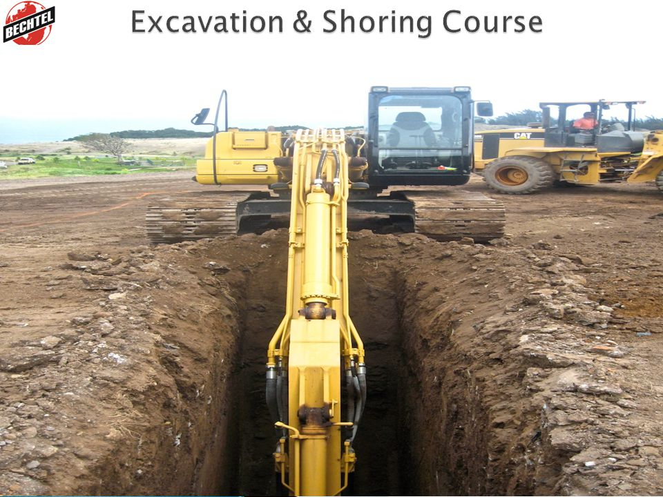 Excavation & Shoring Course