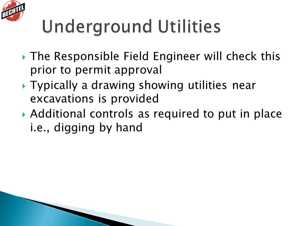 Underground Utilities