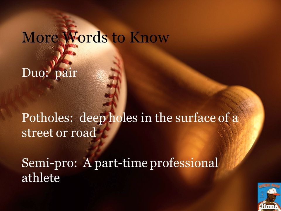 More Words to Know Duo: pair