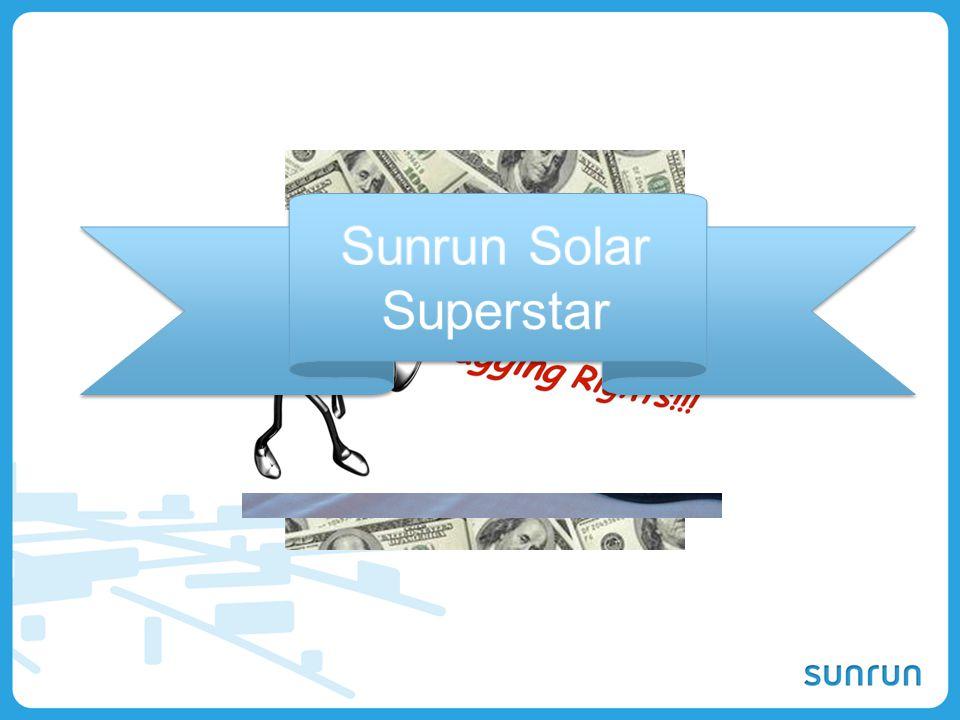 Sunrun Solar Superstar