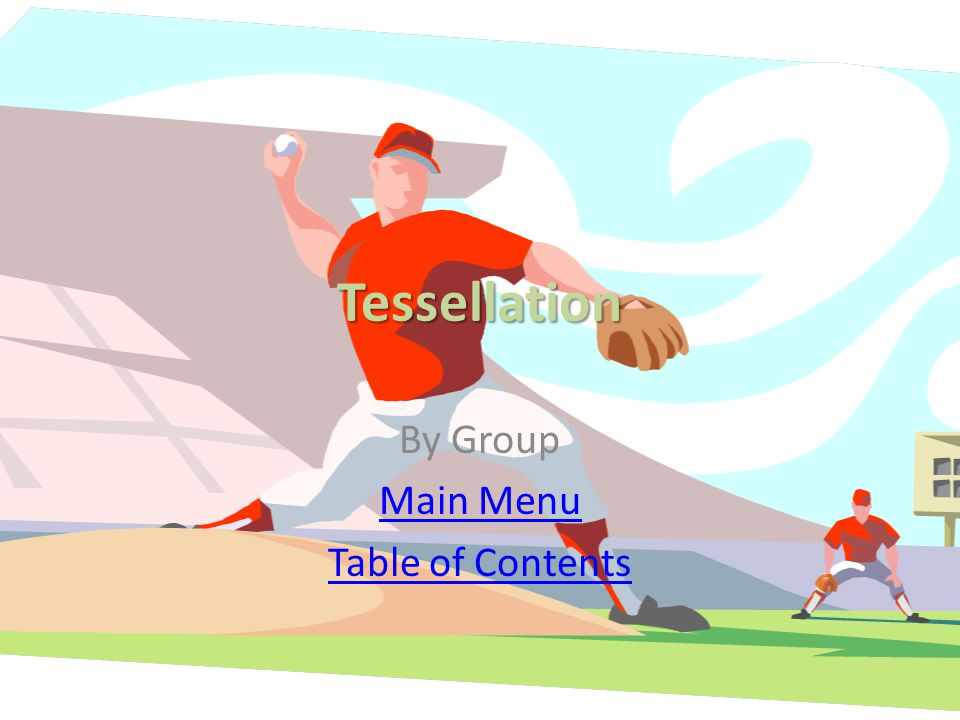 By Group Main Menu Table of Contents