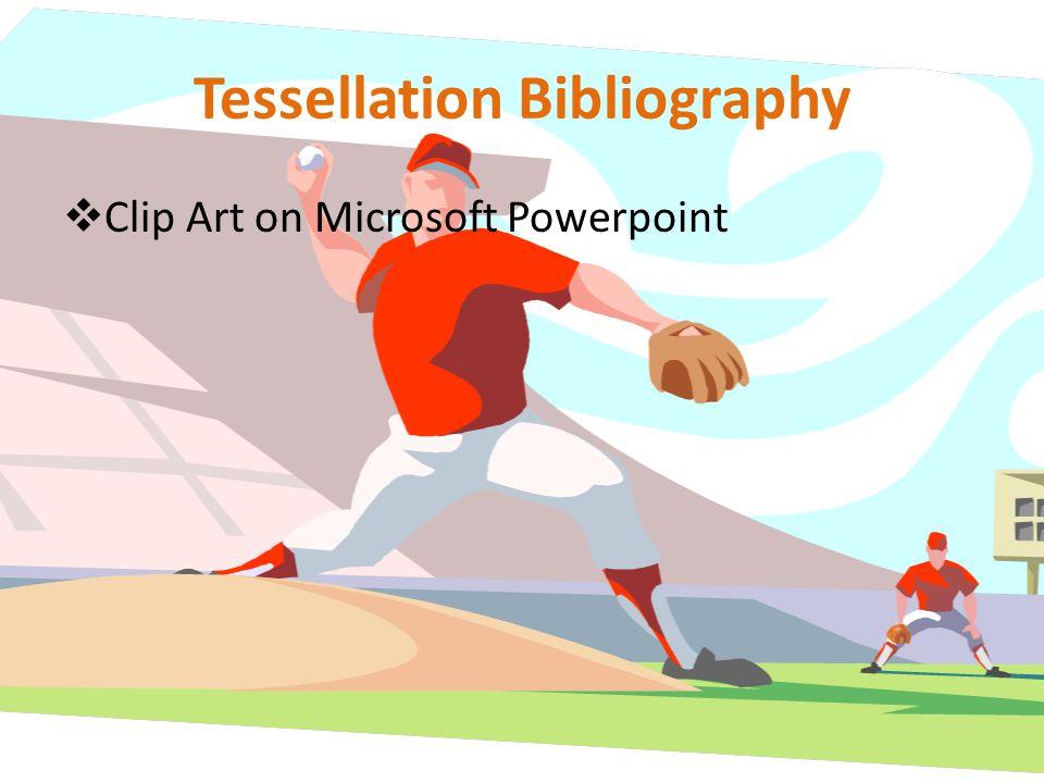 Tessellation Bibliography