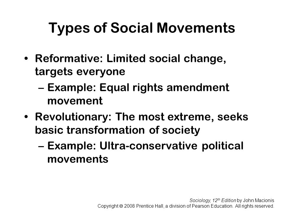 types of social change This ppt contains all information about social change which is studied under sociology this is very useful for law students.