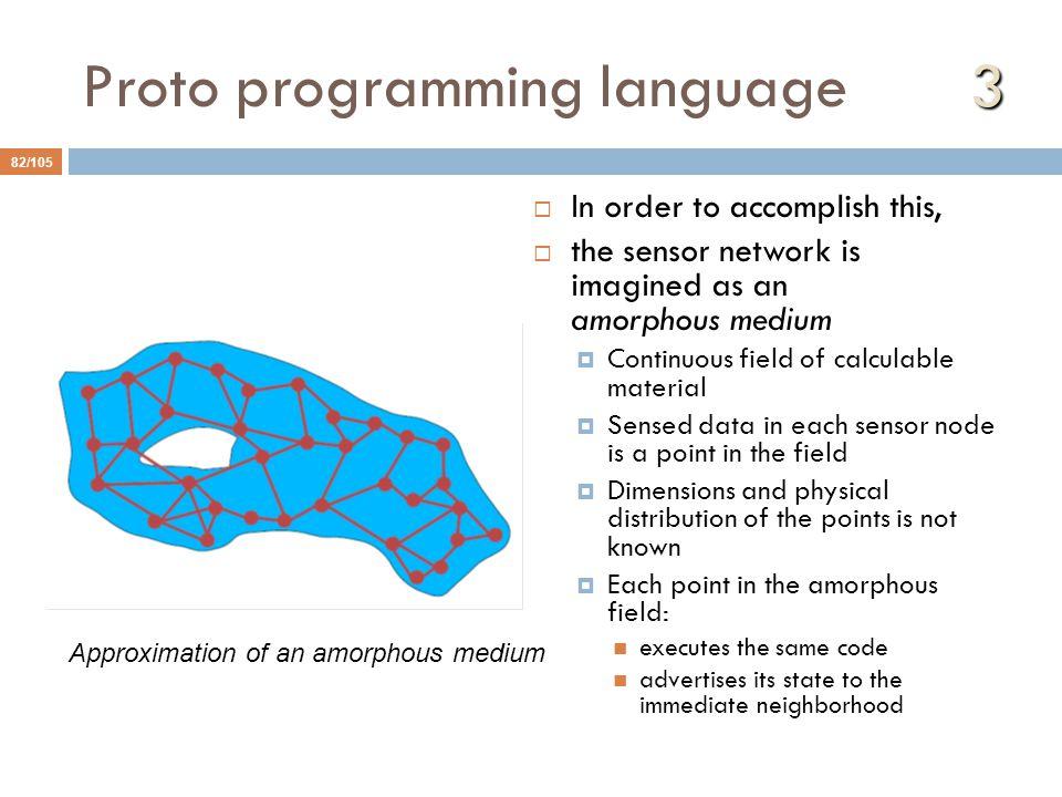 Proto programming language 3