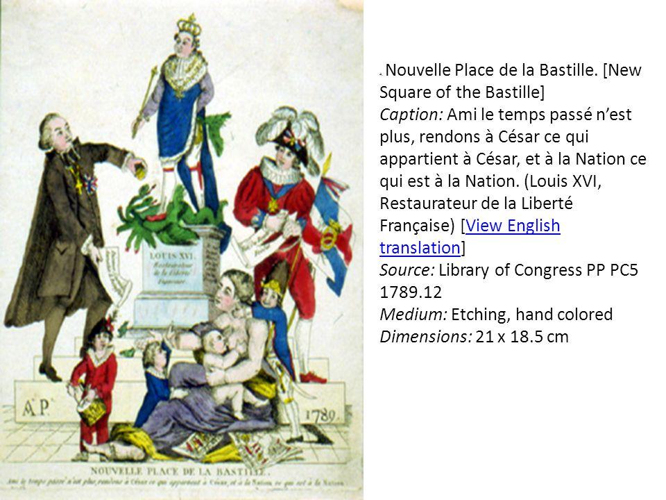 4. Nouvelle Place de la Bastille