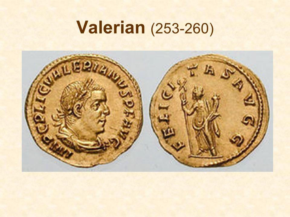 Valerian (253-260)