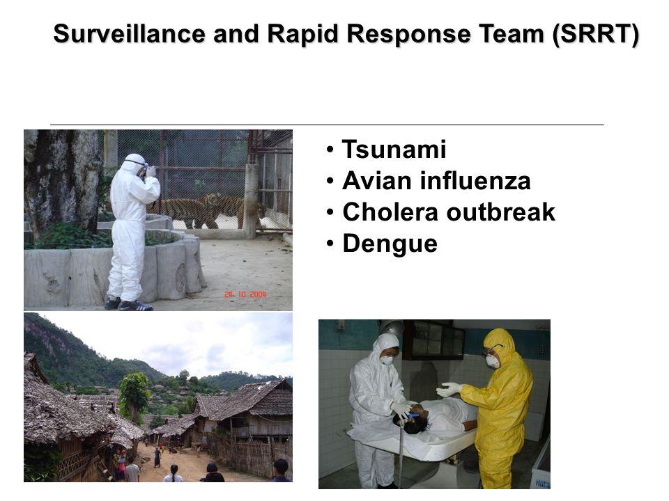 Surveillance and Rapid Response Team (SRRT)