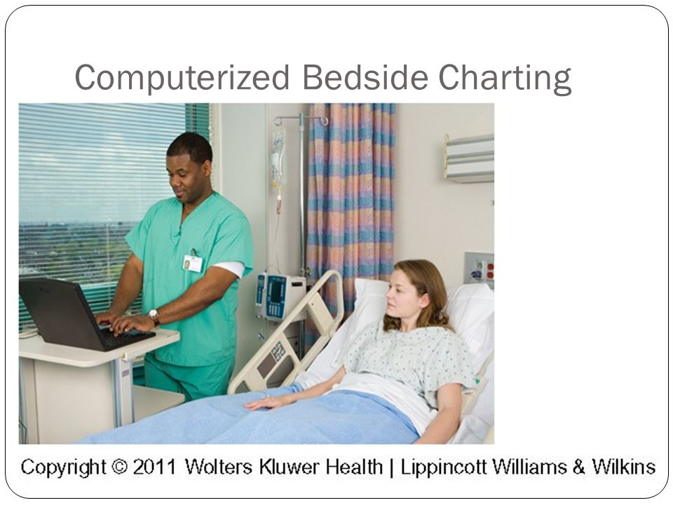 Computerized Bedside Charting