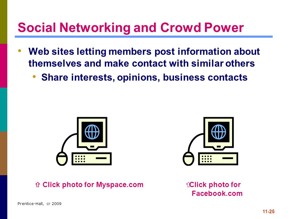 Social Networking and Crowd Power