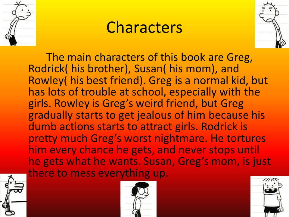 diary of a wimpy kid rodrick rules ppt video online