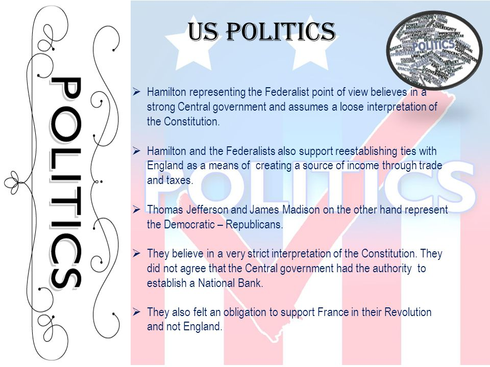 US politics