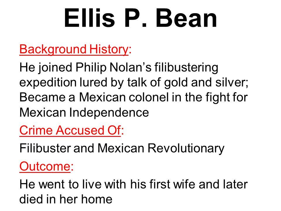 Ellis P. Bean
