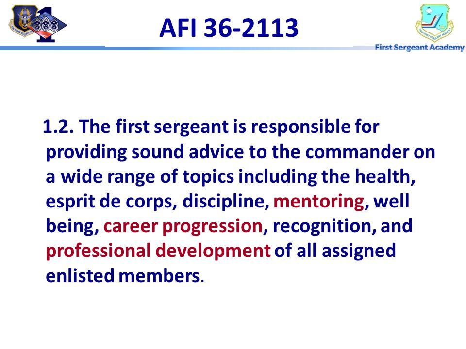 AFI 36-2113