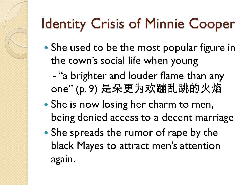 Identity Crisis of Minnie Cooper