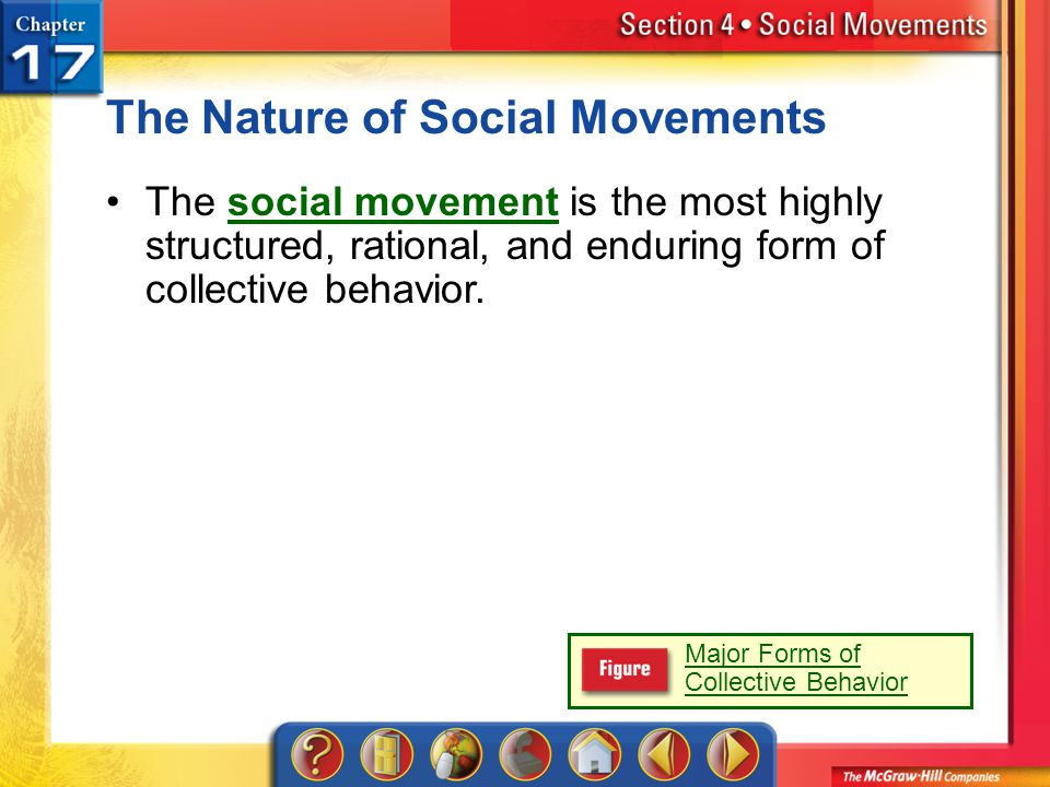 The Nature of Social Movements