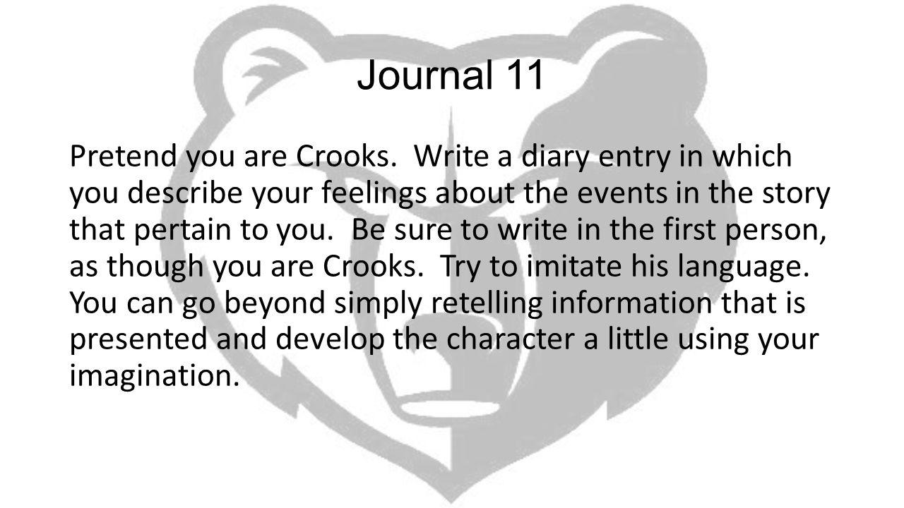 Journal 11