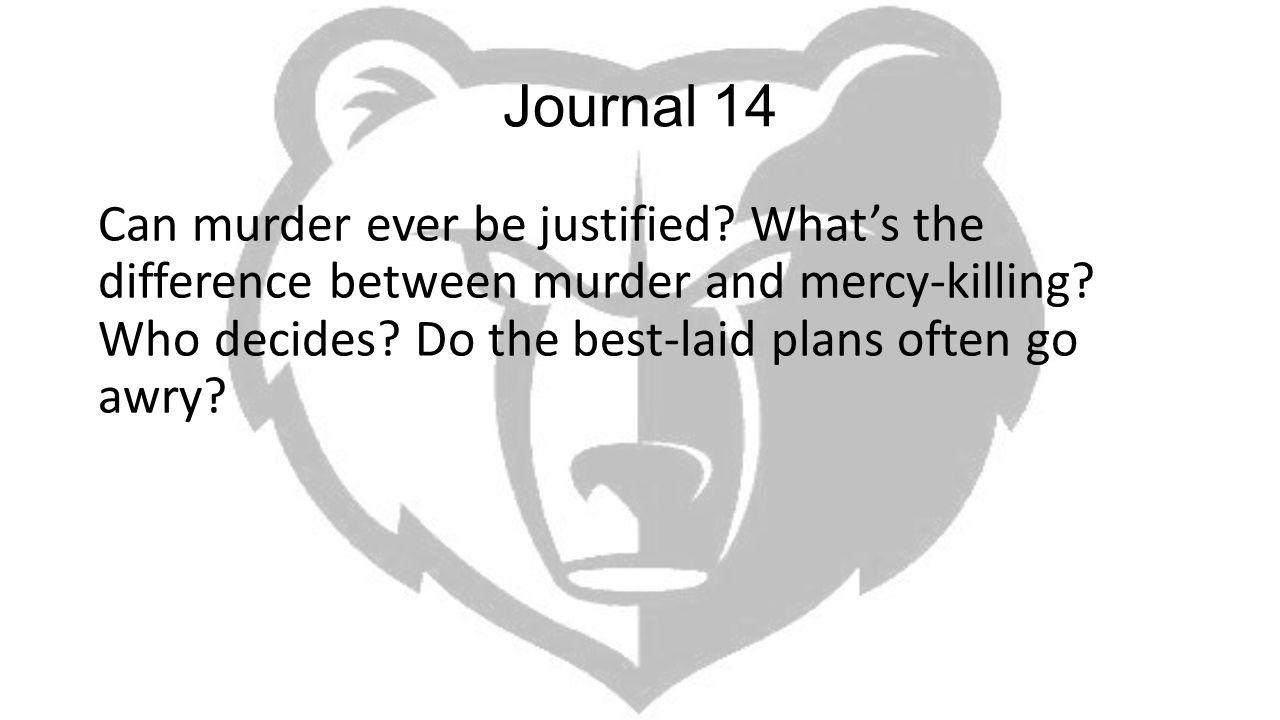 Journal 14