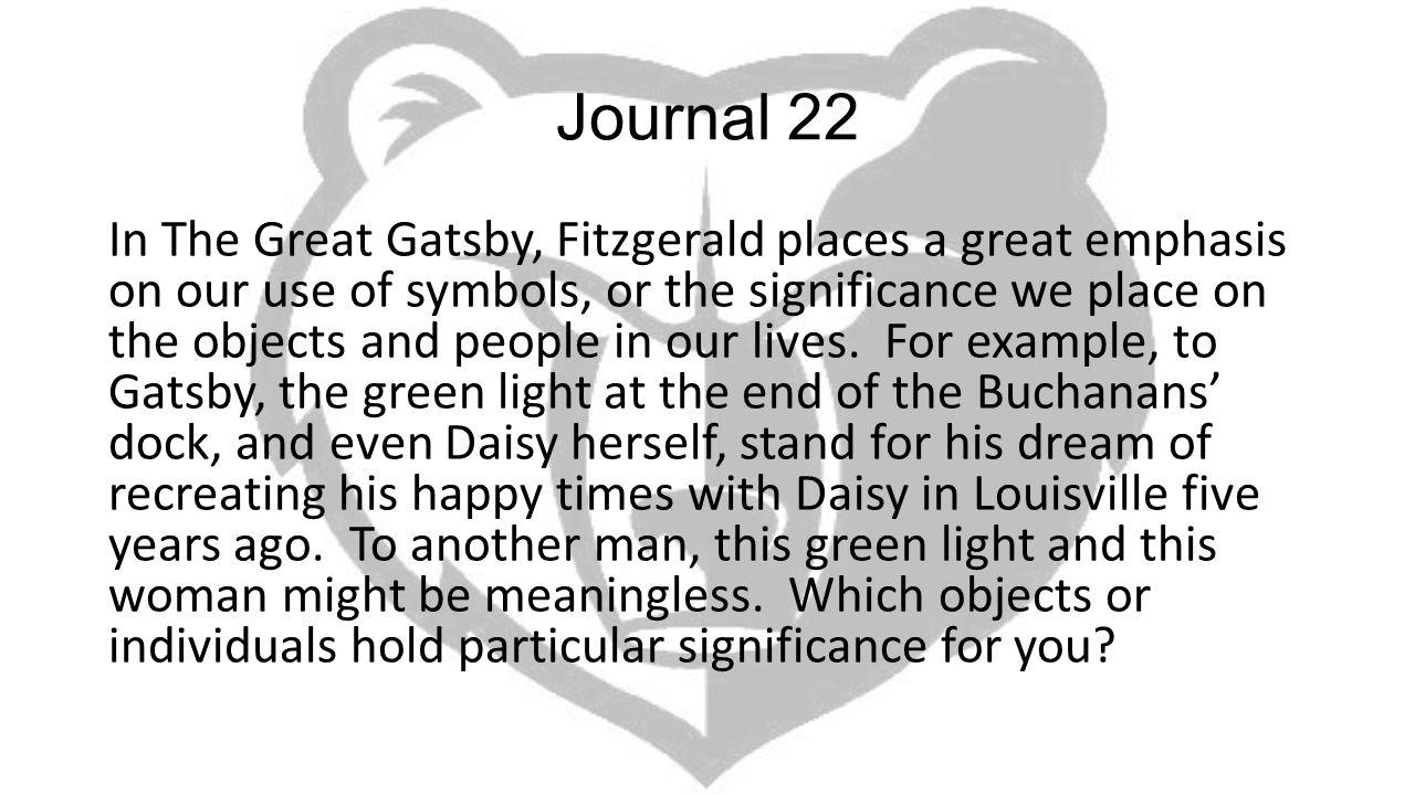 Journal 22