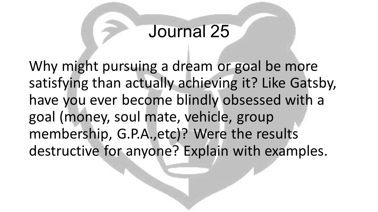 Journal 25