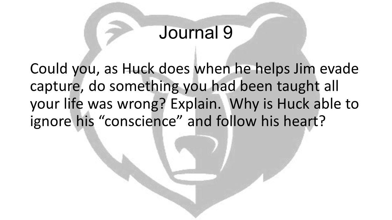Journal 9