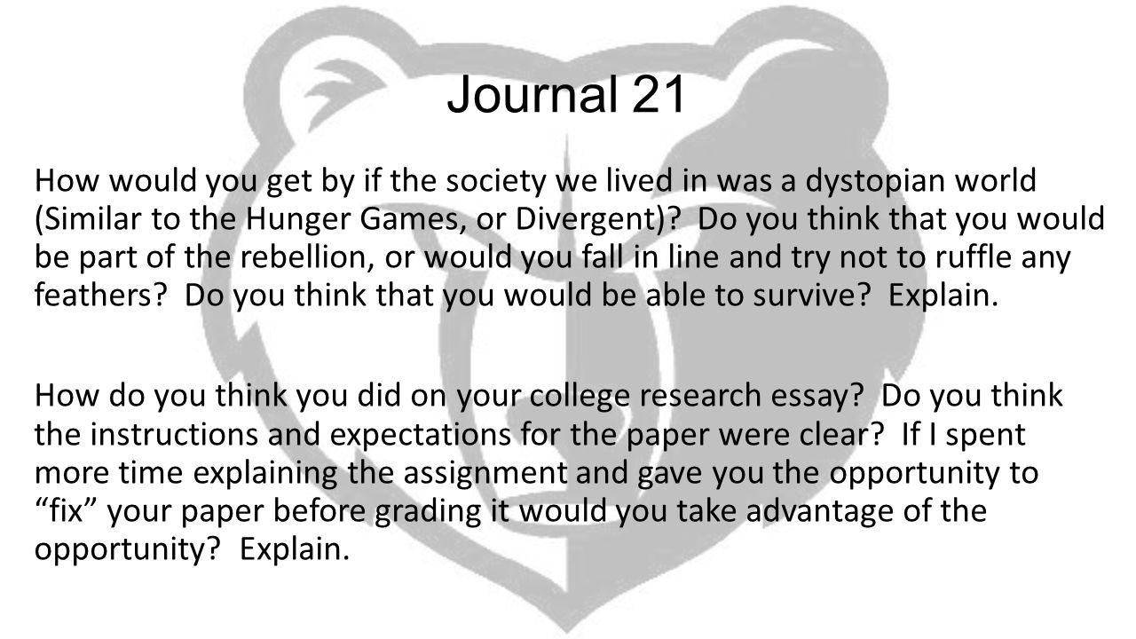 Journal 21