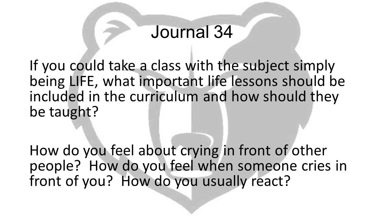 Journal 34