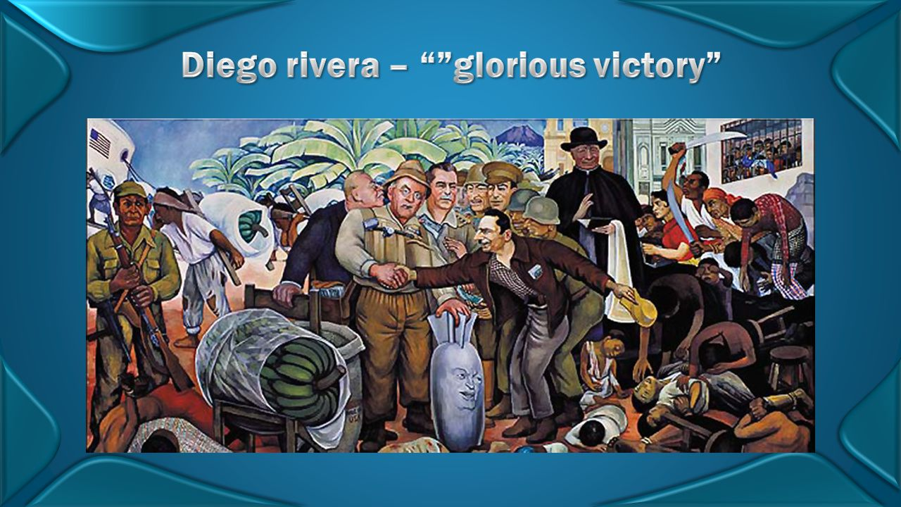 Diego rivera – glorious victory