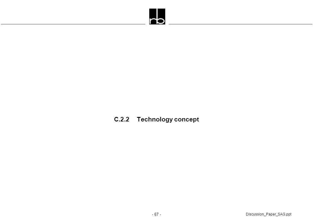 C.2.2 Technology concept Discussion_Paper_SAG.ppt