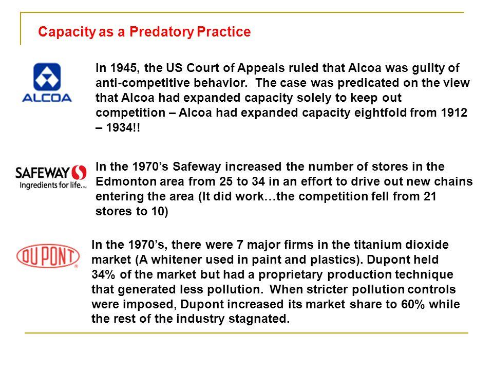 Capacity as a Predatory Practice