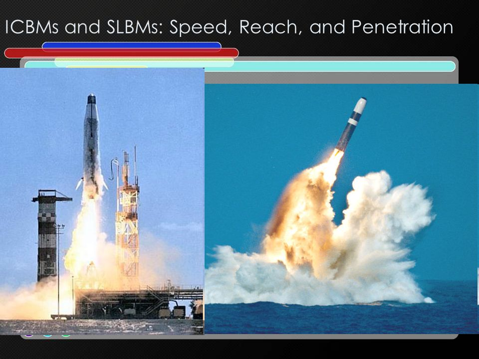 ICBMs and SLBMs: Speed, Reach, and Penetration