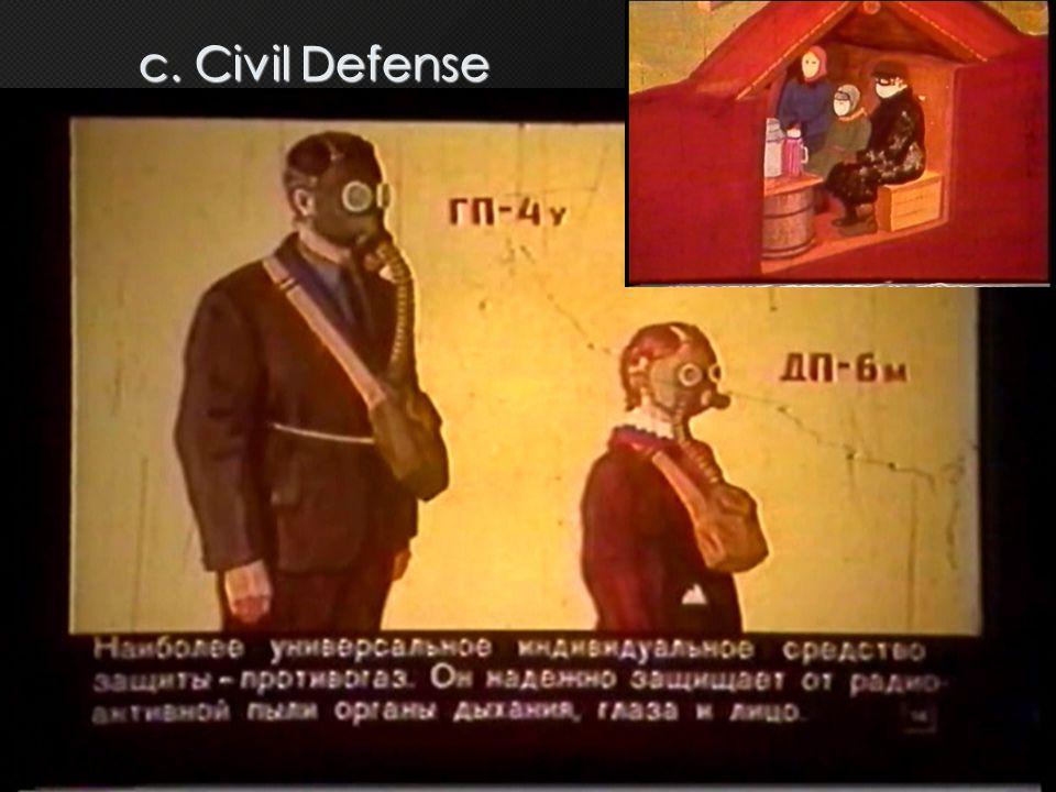 c. Civil Defense 77