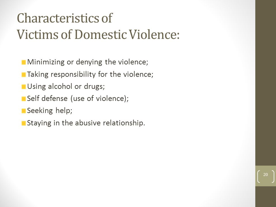 Domestic violence order lack of dating relationship california