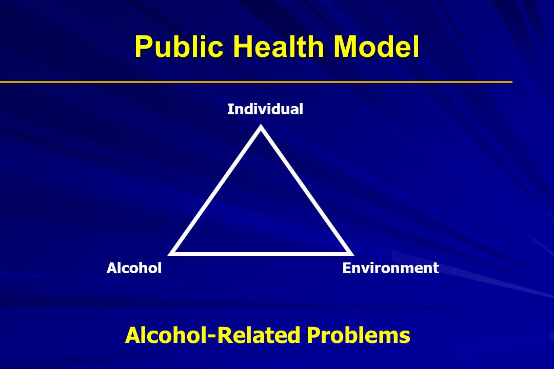 Alcohol-Related Problems