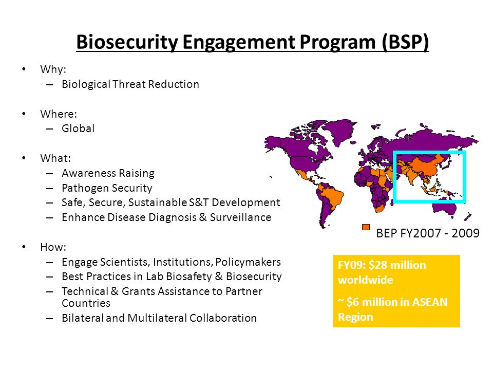 Biosecurity Engagement Program (BSP)