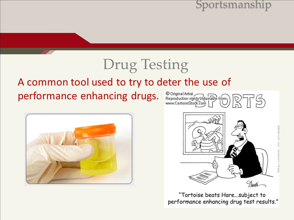 Abuse of Drugs to Enhance Sports Performance: Winning at Any Cost