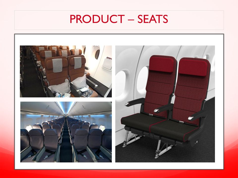 Product – Seats