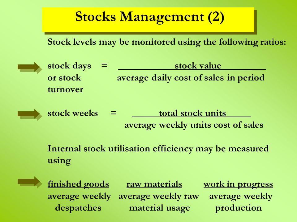 Stocks Management (2)
