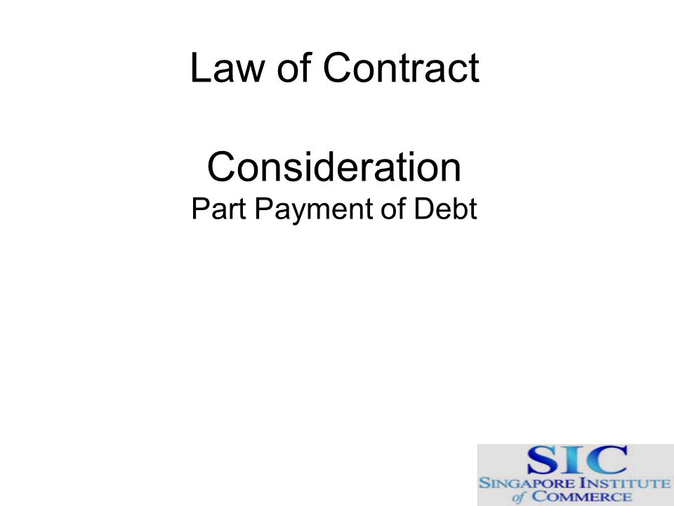 payment contract