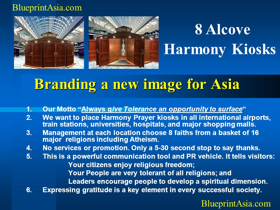 Branding a new image for Asia