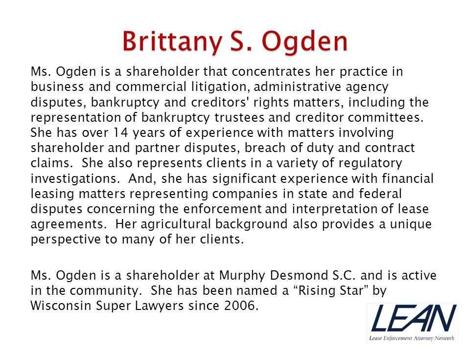 Brittany S. Ogden