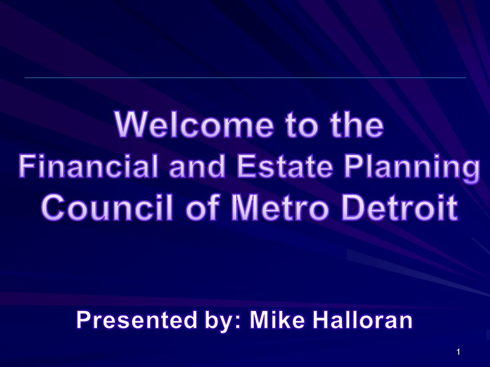 Welcome to the Council of Metro Detroit