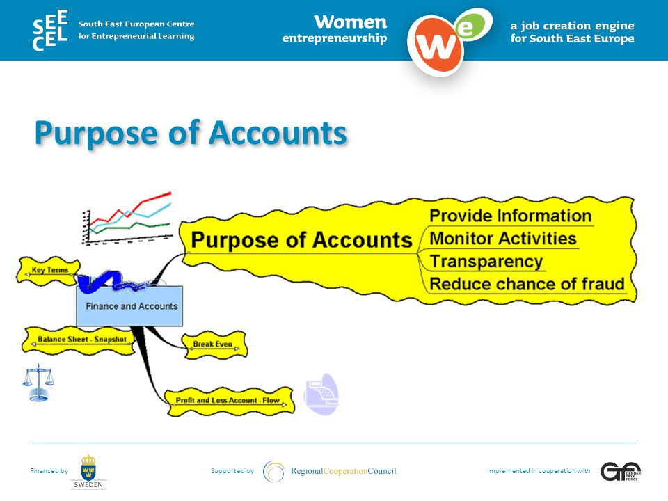 Purpose of Accounts